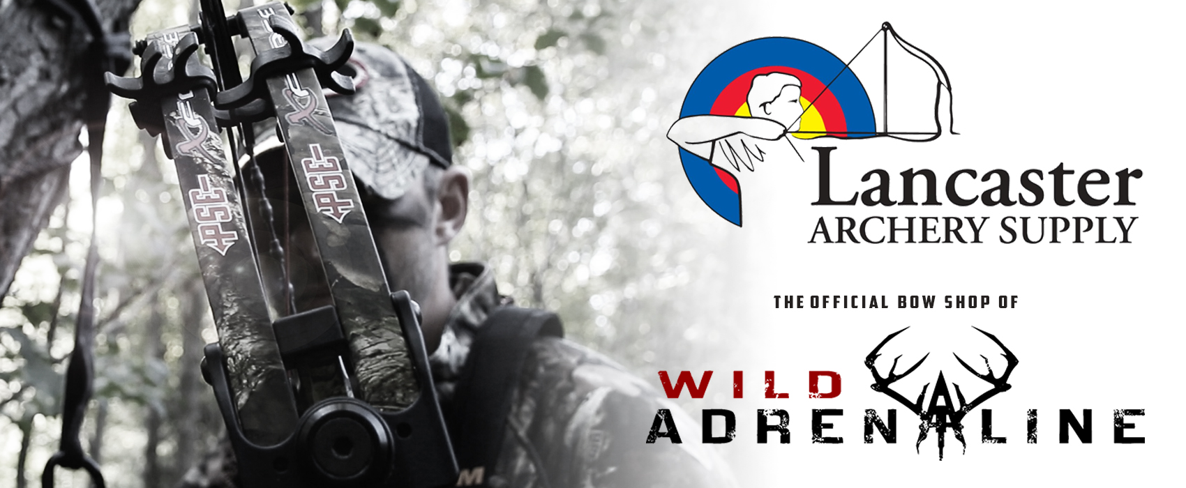 LANCASTER ARCHERY SUPPLY wild adrenaline