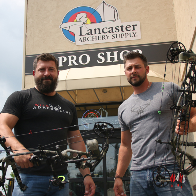 Lancaster Archery Supply Hoyt bow giveaway